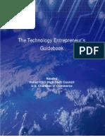 The Technology Entrepreneur's Guidebook
