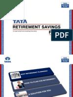 Tata Retirement Savings Fund