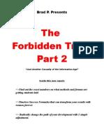 Forbidden Truth Part 2