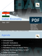 Macroeconomics of India Fiscal Monetary Outlook 2007 Spjcm 1204316735504503 4
