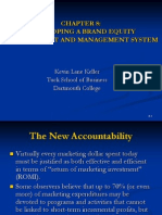 Strategic Brand Management Chapter  08