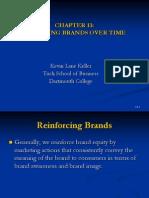 Strategic Brand Management Chapter 13