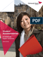 Accommodation Booklet 2011-12
