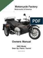 2003 750er Manual Engl