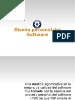 PSP ingeniería del software