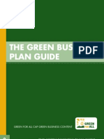 Green Business Plan Guide[1]