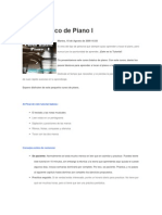 Curso de Piano #1