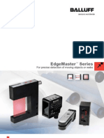 Object Detection 185127 Edge Master Sensors Brochure