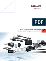 Object Detection 180659 Capacitive Sensors Catalog