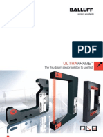 Object Detection 171129 Ultra Frame Sensors Brochure