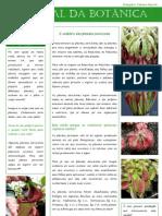 O misterio das plantas carnivoras