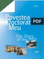 Povestea doctoratului