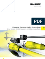 Networking_187722_Passive Connectivity Overview Brochure