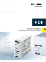 Networking 168997 Power Supply Brochure