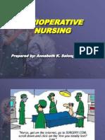 Perioperative Presentation