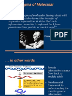 Central Dogma Part 1