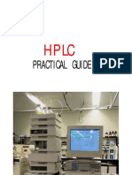 HPLC a Practical Guide