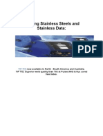 Stainless Steel Welding by Weld Reality
