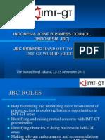 Annex 13 JBC Presentation