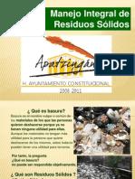2. Manejo Integral de Los Residuos
