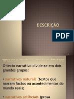 PPT - descrição