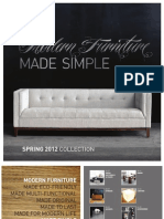 Gus* Modern |  Spring 2012 Collection  |  Modern Furniture Made Simple