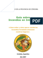 Guia Sobre Incendios en Interfase 2007