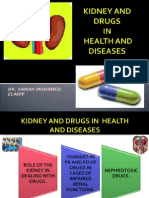 Copy of KIDNEY AND DRUGS