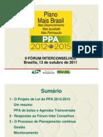 Apresentação Lúcia Falcon Segundo Fórum Interconselhos PPA
