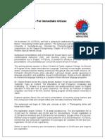 DCC KOTESOL Press Release