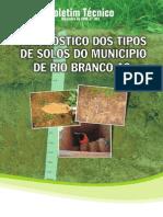 Solos do município de  Rio Branco