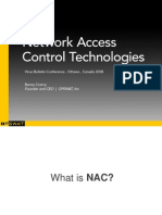 What is NAC