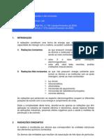 Radiacoes Ionizantes e Nao Ionizantes