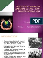 Gestion Socio Ambiental Mariana