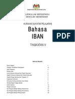 B.Etnik - Bahasa Iban Tingkatan 4