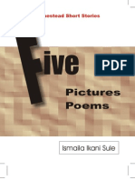 Five Pictures, Five Poems