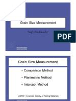 07 Grain Size Measurement
