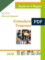 Protocolo Regional de Estimulacion Temprana