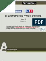 SONDAGE. L'écart entre François Hollande et Martine Aubry se resserre