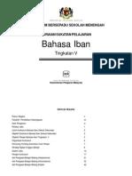 B.Etnik - Bahasa Iban Tingkatan 5
