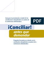 Cartilla conciliación Folleto - PGN