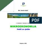 Mikroekonomija - Vodic Za Vjezbe 3 Izdanje