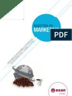Folleto de la Maestría en Marketing 2011-II