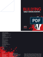 Cartilha - Bullying MP SEDEC