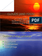 25. CLOUDS [AND FOGS]