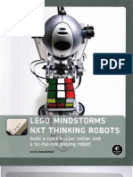 Lego Mind Storms Nxt Thinking Robots