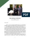Delivering Pardons by David Arthur Walters