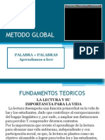 Metodo Global.presentacion