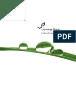 JP Carbon Footprint Report 2011