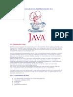 CAPITULO I Aprendiendo Java